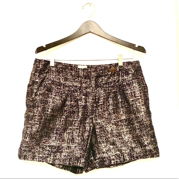 Anthropologie Pants - Festive Holiday Shorts by Anthropologie